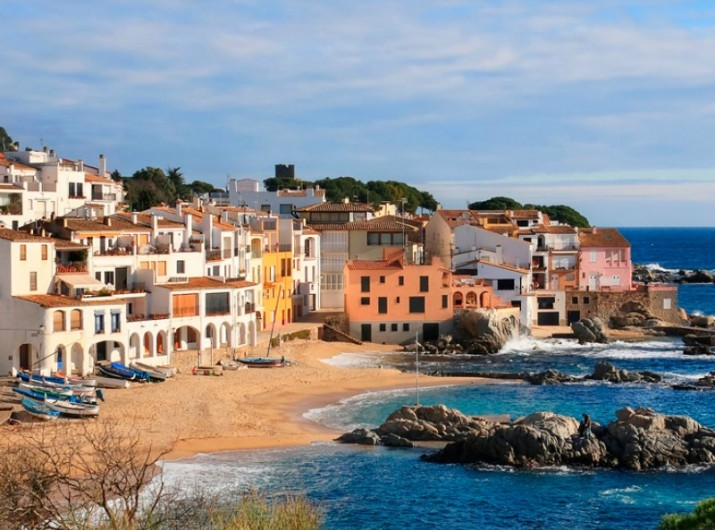 fishing-village-costa-brava