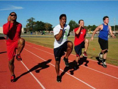 Athletes-Training-camp
