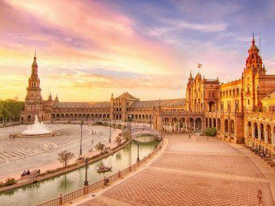 Plaza-España-de-Sevilla