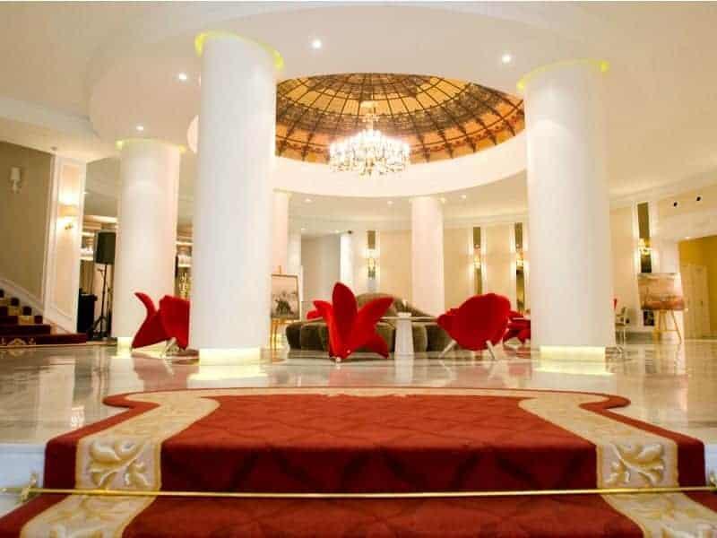 Hotel Melia Colon de Sevilla - Foto: Jose F. Ferrer - 8/2009 - Andalucia.