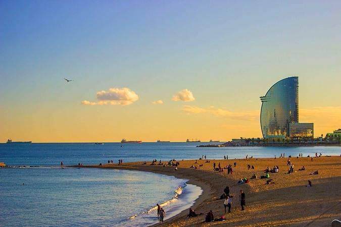 vennegjengreise til Barcelona