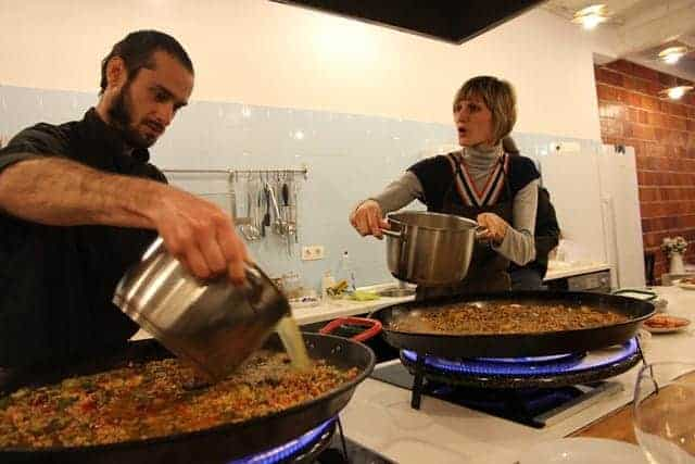 firmatur-barcelona-kokkekurs