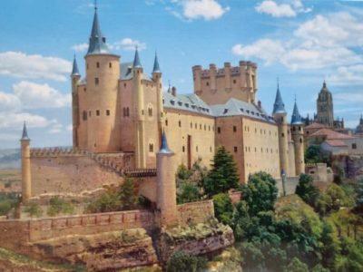 utflukt til Segovia fra Madrid